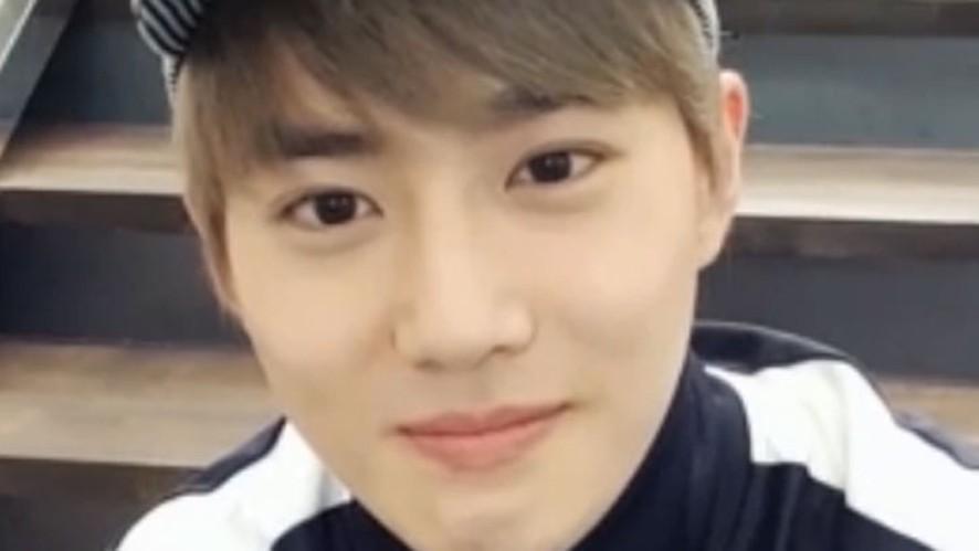 안녕 엑소엘~ 나 수호야 (Hi, EXO-L~ I'm SUHO)