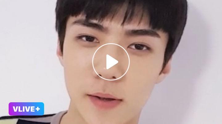 [V LIVE] 안녕 엑소엘~ 나 세훈이야 (Hi, EXO-L~ I'm SEHUN)