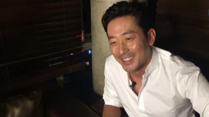 하정우 배우를 만나다 Live