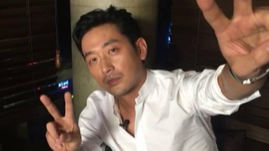 '하정우' 배우를 만나다 LIVE