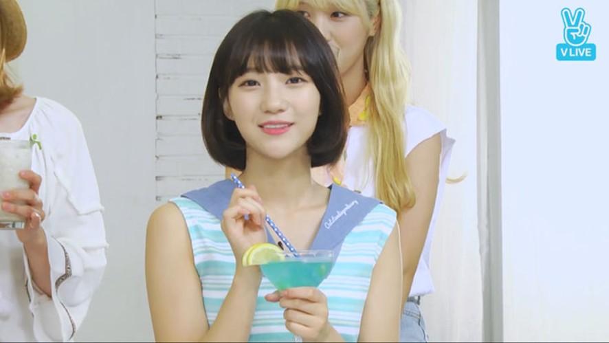 [OH MY GIRL] 상큼보스 비니와 꿀성대 승희 (Cutie Bini&Sweet voice Seunghee)