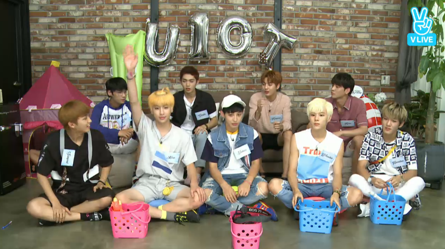 [REPLAY] UP10TION SUMMER GO! '오늘이 딱이야'
