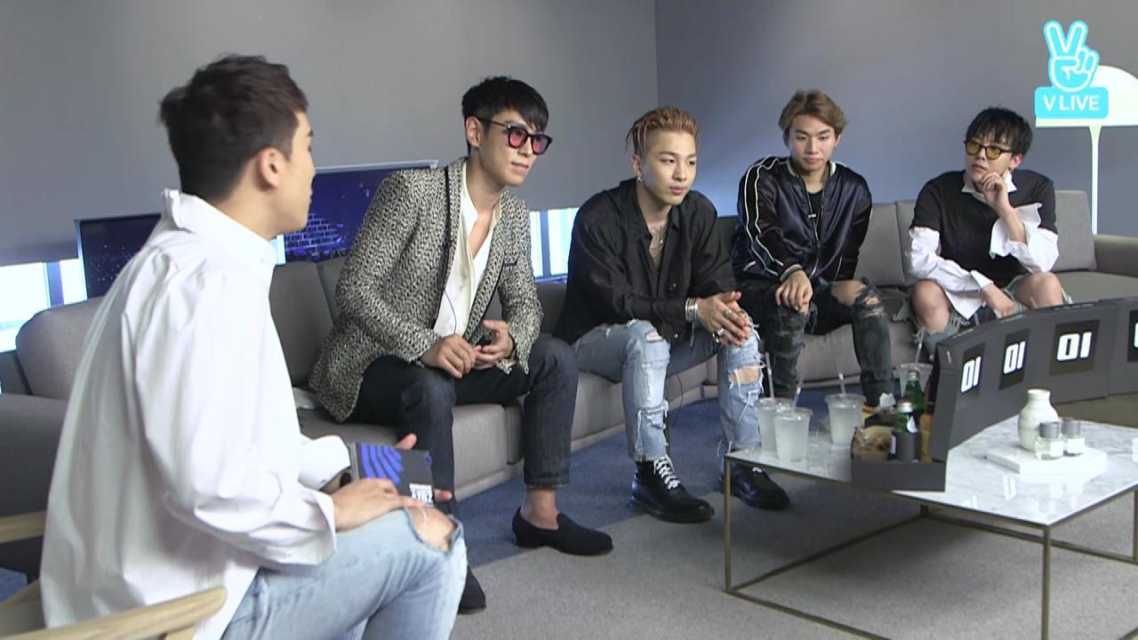 [REPLAY] BIGBANG10 THE EXHIBITION: 'A TO Z' LIVE TALK