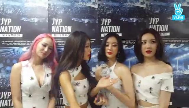 지금은 JYPnation!