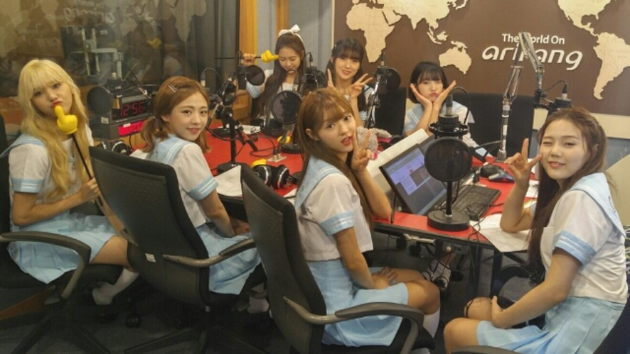 Star Close Up - 'OH MY GIRL'
