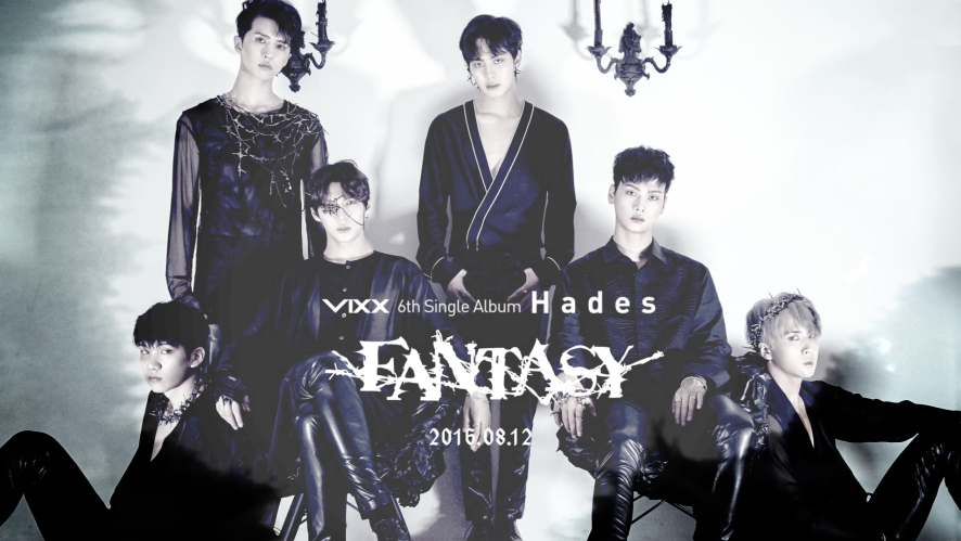 VIXX 6th single album [Hades] 'Highlight Medley'