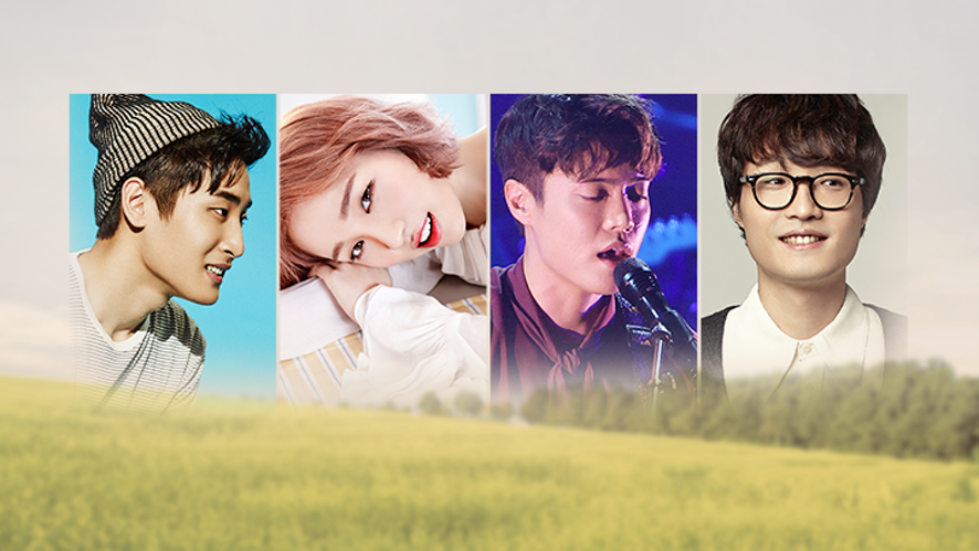 FUN MELODY NIGHT - 백아연, 박재정, 에디킴, 조정치