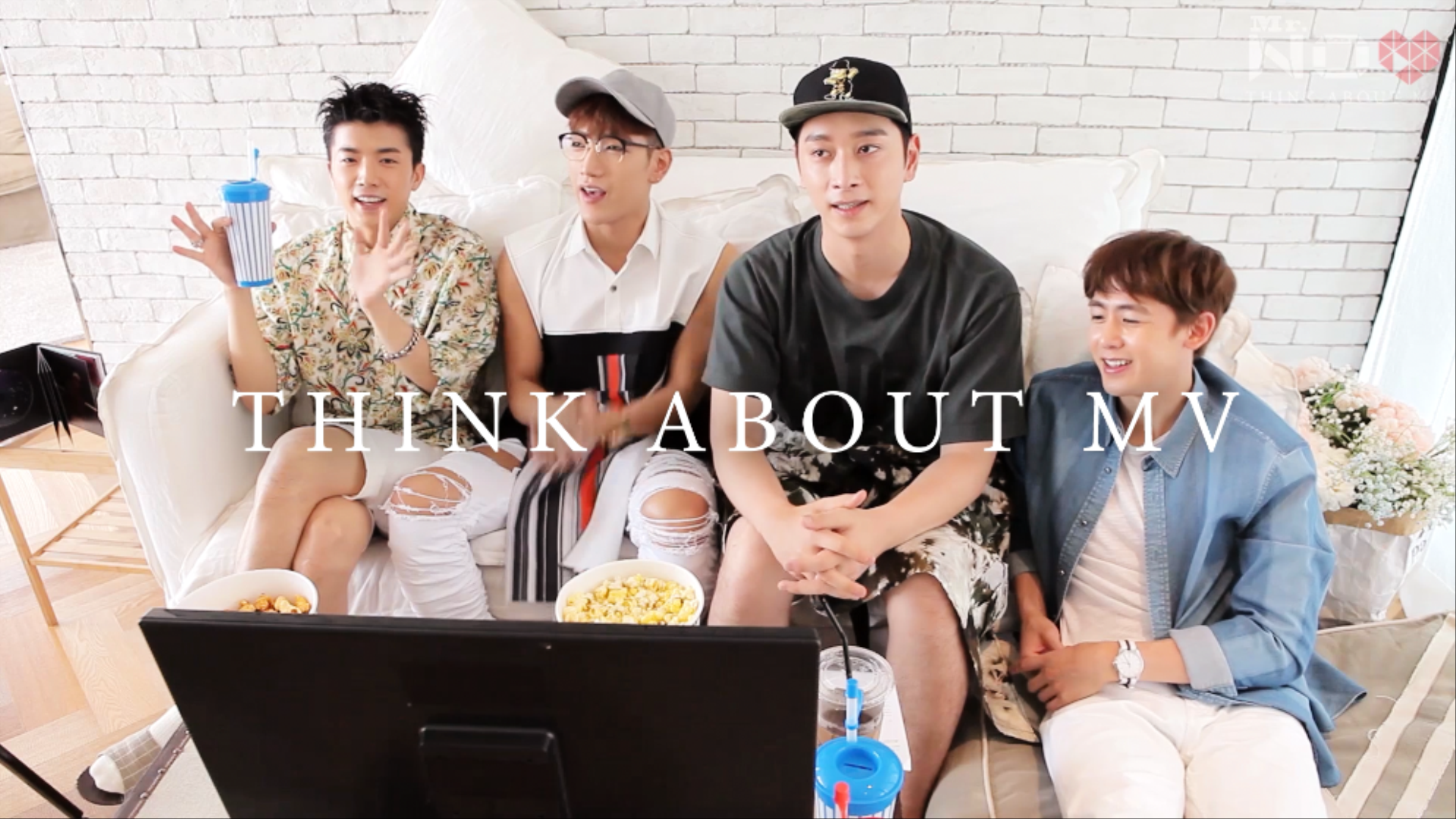 """JUN. K - """"THINK ABOUT YOU"""" THINK ABOUT MV"""