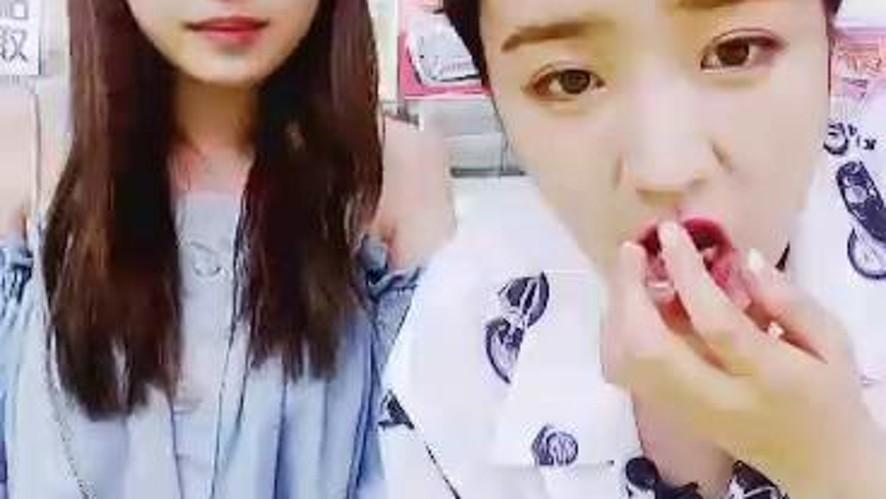 apink's Broadcast  [기절했다 살아난V앱]