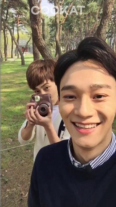 [매떠여 EXO] 영동편 셀프캠 #1