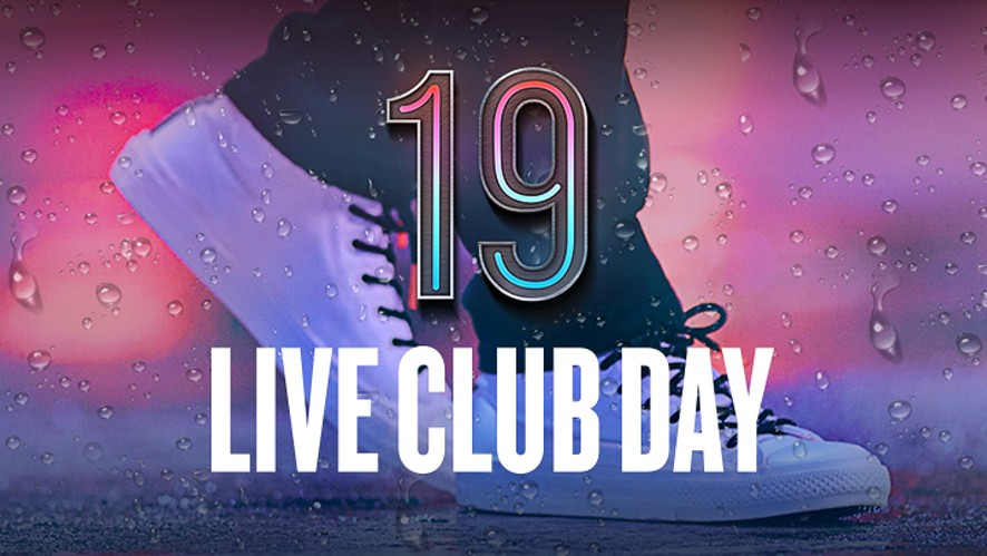 LIVE CLUB DAY 19th 다시보기 - The Solutions