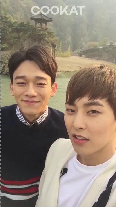 [매떠여 EXO] 매떠여 시즌1 - 영동편 셀프캠 #2