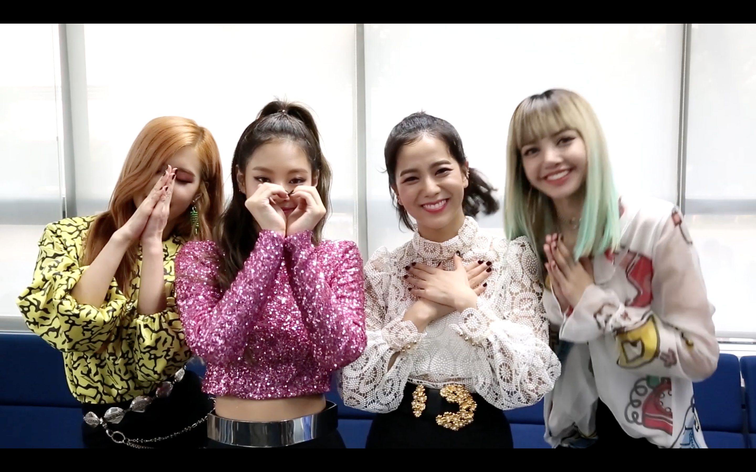 BLACKPINK - BEHIND THE SCENES #001