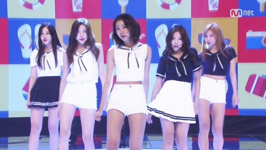 [미공개영상] 모모랜드B팀 -  Loving U(러빙유)풀버전영상