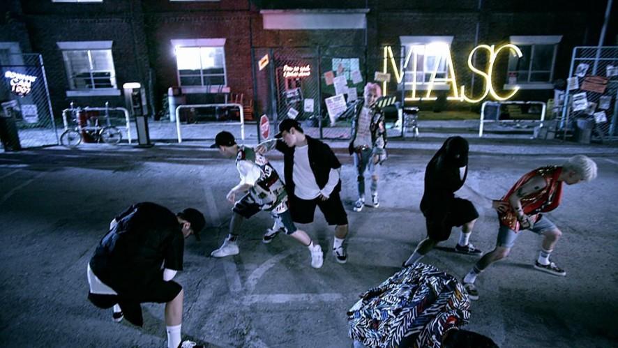 [마스크/MASC] 낯설어(Strange) MV Dance ver.