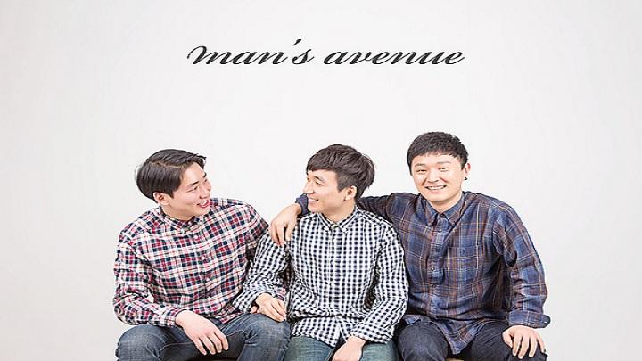 Men's Avenue 맨스에비뉴 - 맨스에비뉴의 녹음현장 급습!!