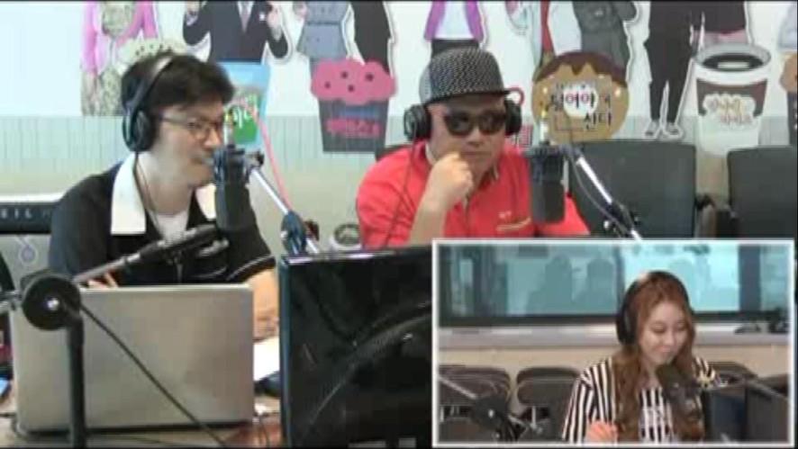 황인선 SBS라디오(LOVE FM) 김흥국/봉만대의 털어야산다 [IOI 커버댄스]