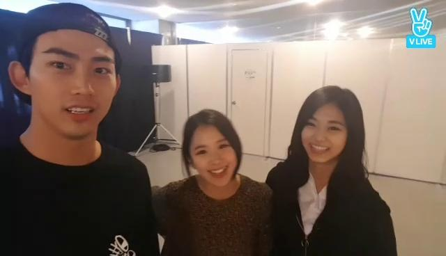 채쯔 일본공연장탐방기 feat. 2PM 택연