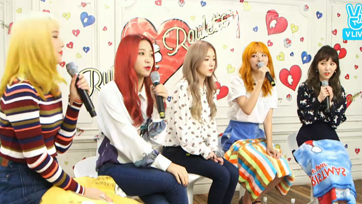 [Replay] Red Velvet 'Russian Roulette' COMEBACK COUNTDOWN