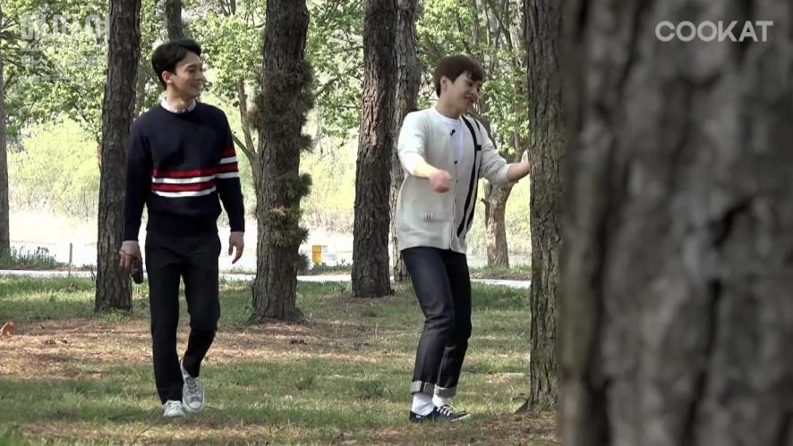 """[매떠여 EXO] 엑소 """"김형제"""" xiumin's skill for chen's best photo 본편 #6"""
