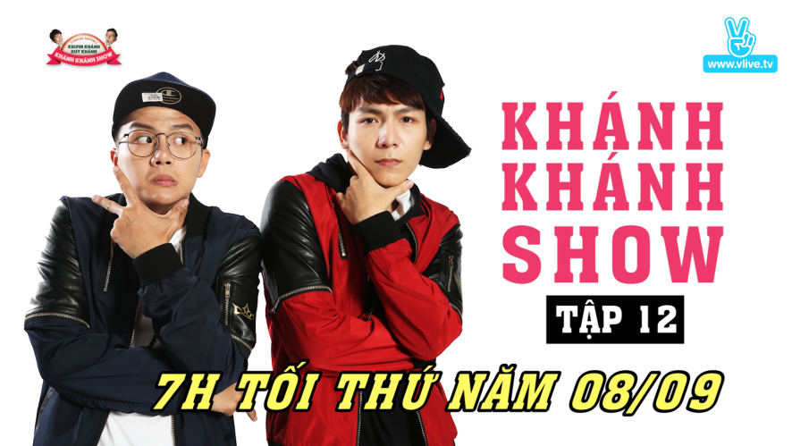 khanh khanh show_Ep12 teaser