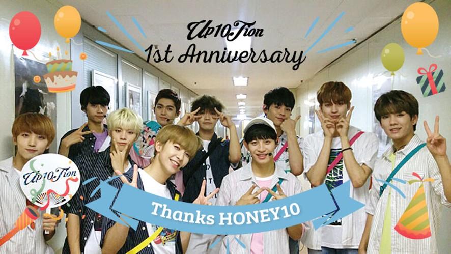 UP10TION 1st Anniversary V LIVE