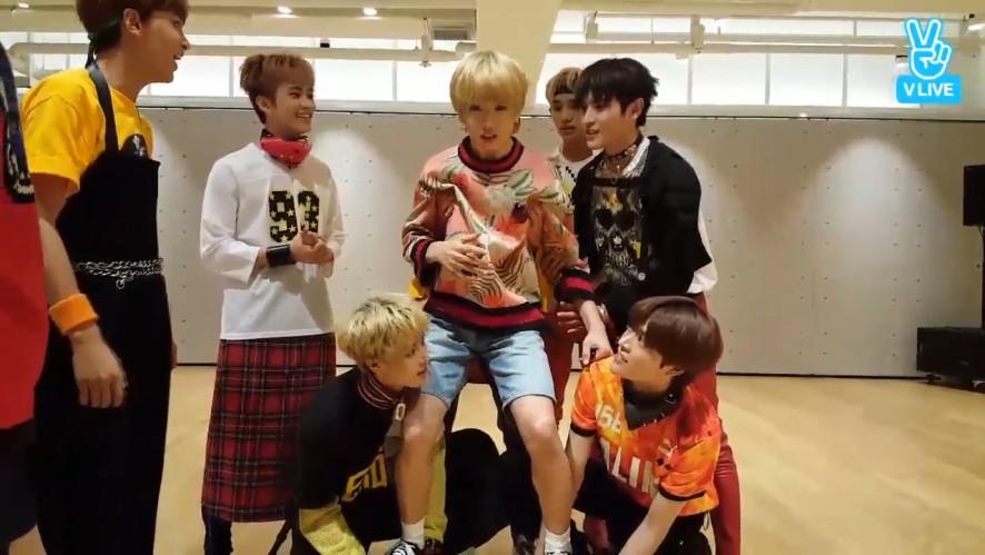 [NCT] 127 형아들이 태워주는 놀이기구(NCT Dream playing with NCT 127)
