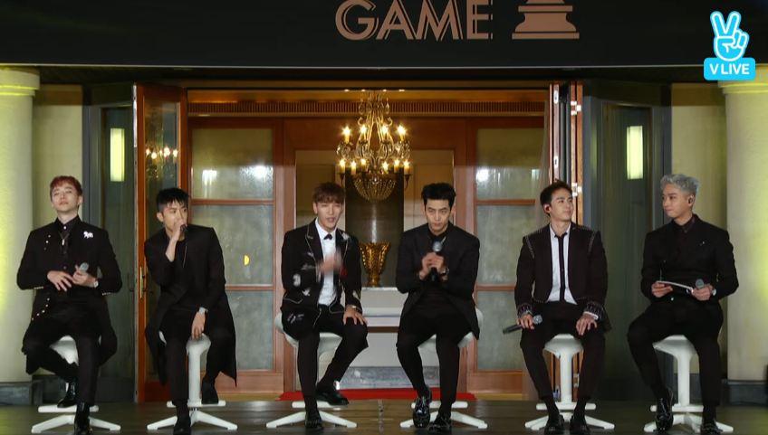 [REPLAY] 2PM <GENTLEMEN'S GAME> Live Premiere
