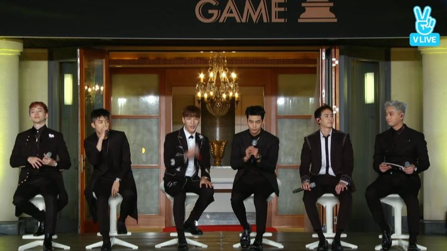 [REPLAY] 2PM <GENTLEMEN'S GAME> Live Premiere