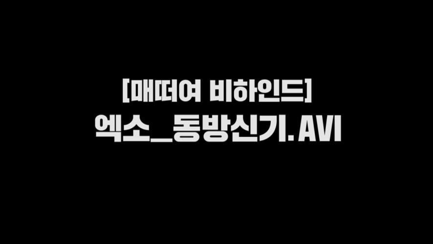 [매떠여 EXO] singing TVXQ songs