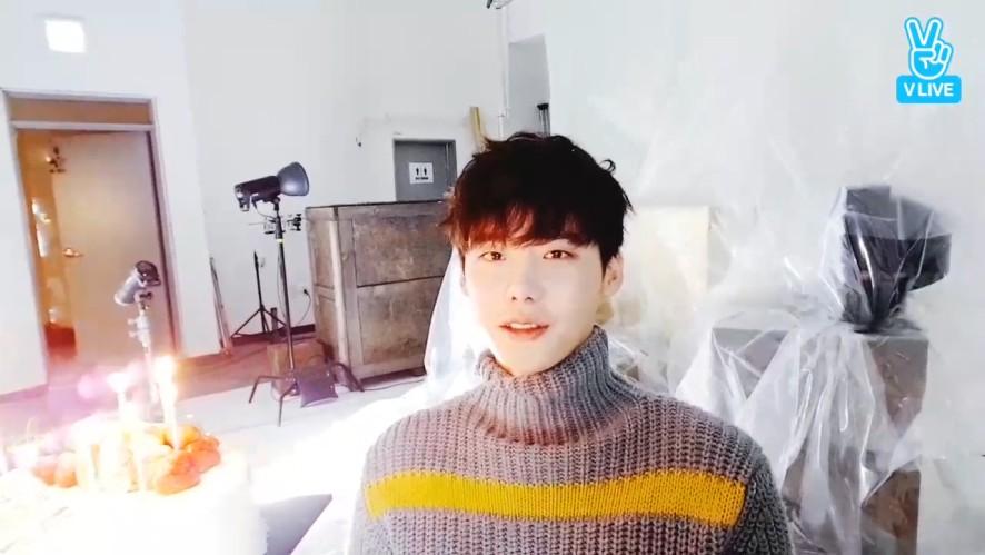 [LEE JONG SUK] 종석 오빠 생일 축하해요🎉(Happy Birthday to Jongsuk oppa)