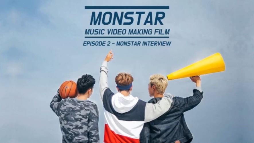 (ĐỘC QUYỀN) MONSTAR TV EP.02 #BABYBABY Making Film