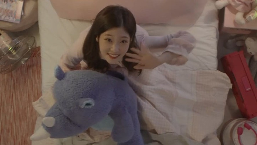 [DIA] 채연이와 꼬불이의 만년우정을 응원합니다💕(Chaeyeon's bedtime friends)