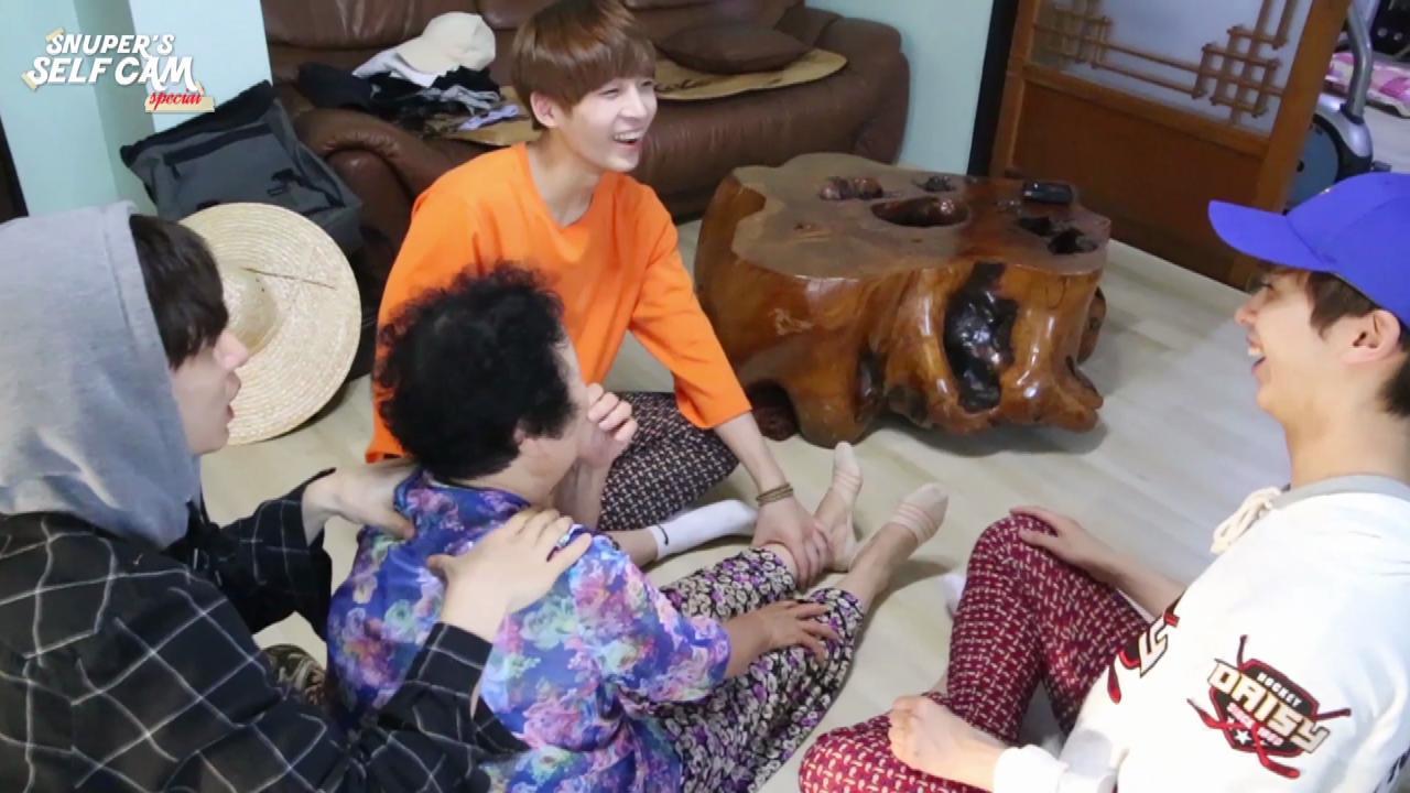 SNUPER(스누퍼) SELFCAM season3 추석 SPECIAL⑵
