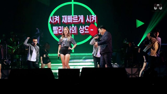 ★백지영★ 대전콘서트 '내 귀에 돼지(with.문세윤)'