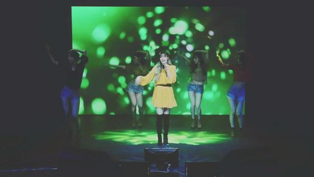 김주나 데뷔 쇼케이스 하일라이트