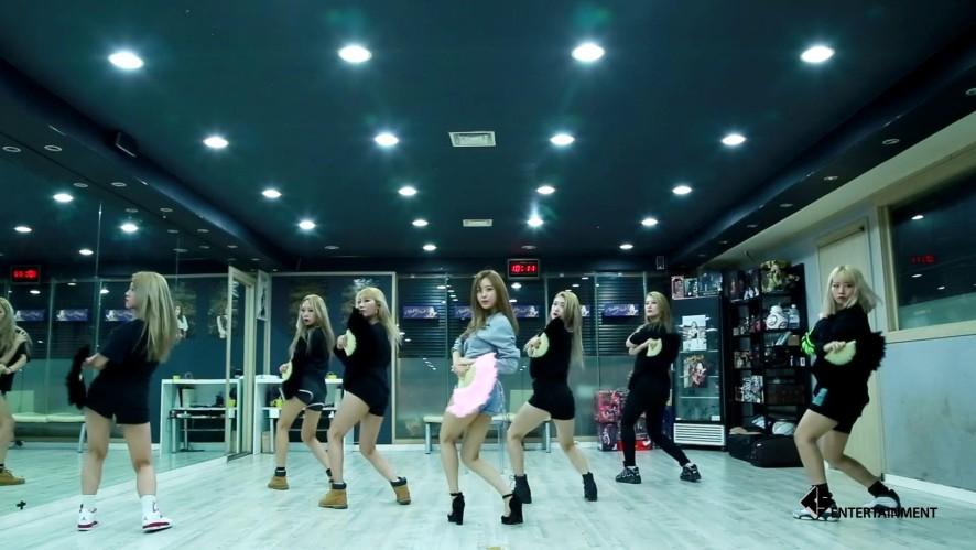 송지은(SONGJIEUN) - 바비돌 안무영상(Dance Practice)
