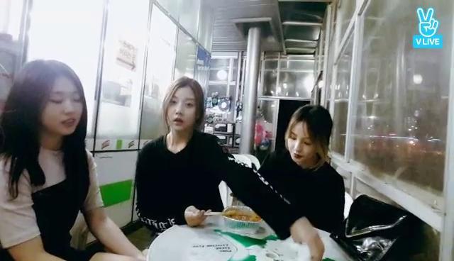 윤 생일 기념 '포텐'의 한강 나들이💕