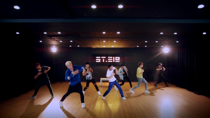 MONSTAR - '#BABYBABY' DANCE PRACTICE VIDEO