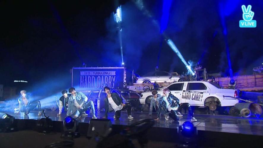 [HIGHLIGHT] 하드 캐리 (Hard Carry) - GOT7 <FLIGHT LOG : TURBULENCE> Live Premiere with V Live