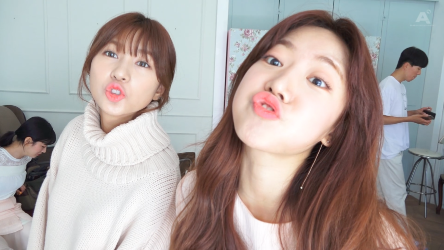 Apink 3rd Album '내가 설렐 수 있게(only one)' Jacket making film