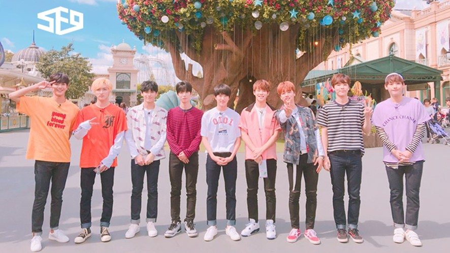 [SF9] Spectacle Fantasy 9_EP5