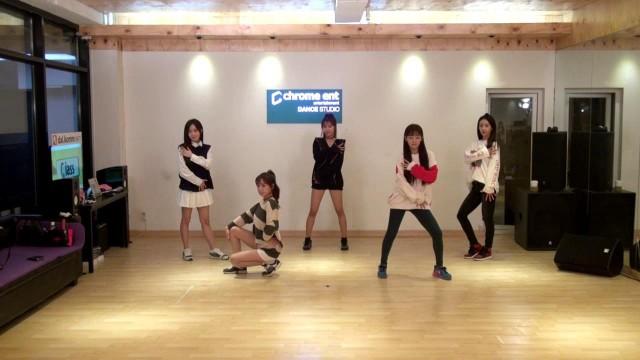 크레용팝(crayonpop)_두둠칫(DooDoomChit)_안무영상(Choreography ver.)