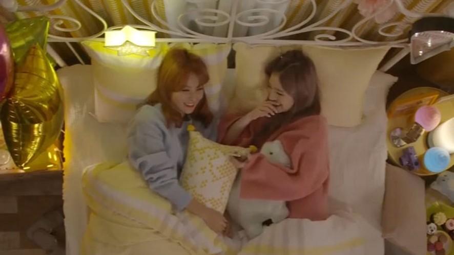 [Red Velvet] 배추와 슬곰이의 텔레파시 게임🐰🐻(Irene&Seulgi playing telepathy games)