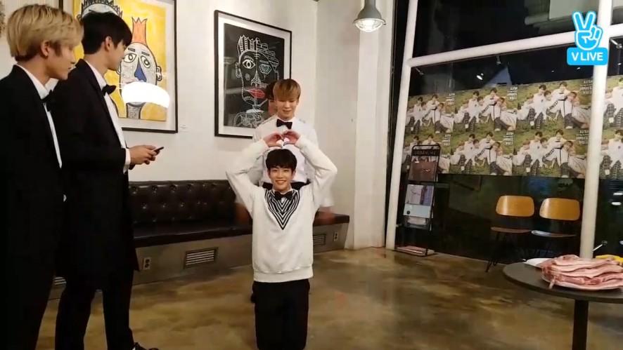 [ASTRO] 꾸물꾸물 하트춤💕(M2K's heart dance)