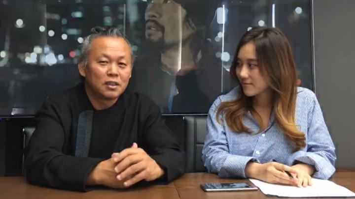 <그물> 김기덕 라이브 인터뷰 '<THE NET > Kim Ki-Duk Live Interview'