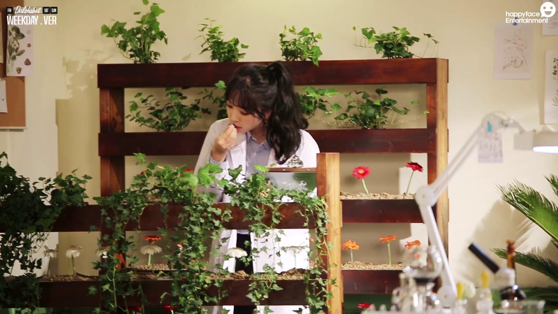 [Making] 달샤벳 '금토일' 뮤직비디오 비하인드(Weekday Ver.)
