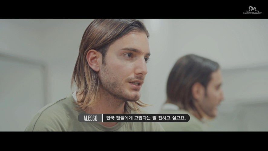 [STATION] Alesso X CHEN 'Years'_ Alesso 팬미팅 현장 스케치