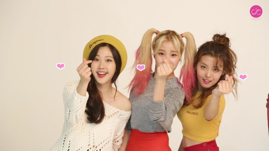 [모모랜드]  MOMOLAND BEHIND - Shooting profile pictures 2