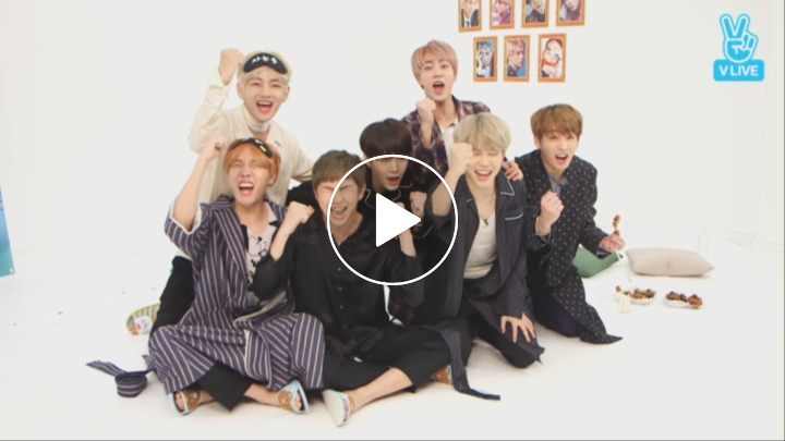 [V LIVE] [REPLAY] BTS 'WINGS' preview SHOW